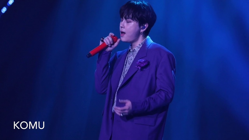 [Fancam]190201 망설이지 마요 Don't hesitate YONG JUNHYUNG LIVE 2019 GOODBYE 20'S 용준형