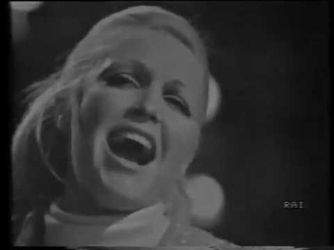 Patty Pravo - Sentimento (Canzonissima 1968)