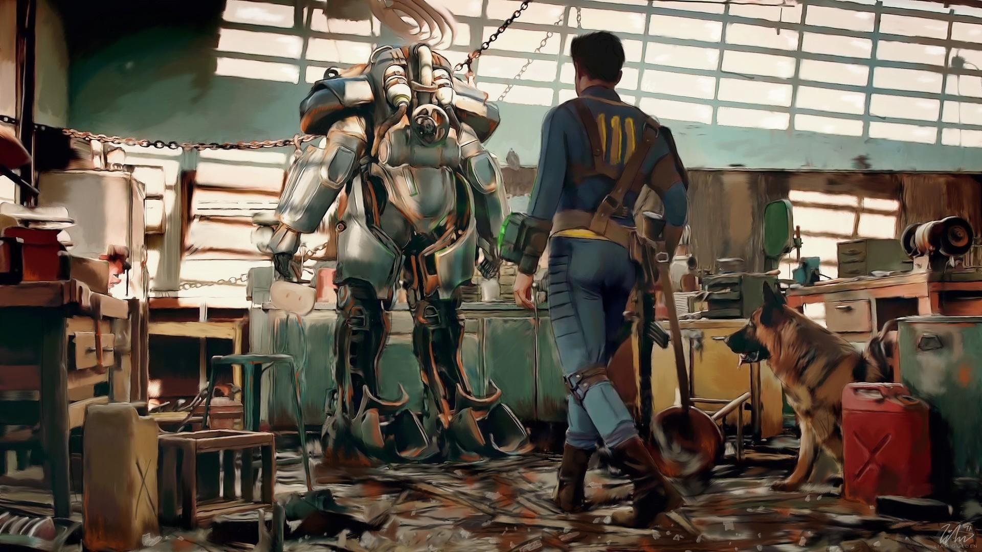 Fan Art Fallout4