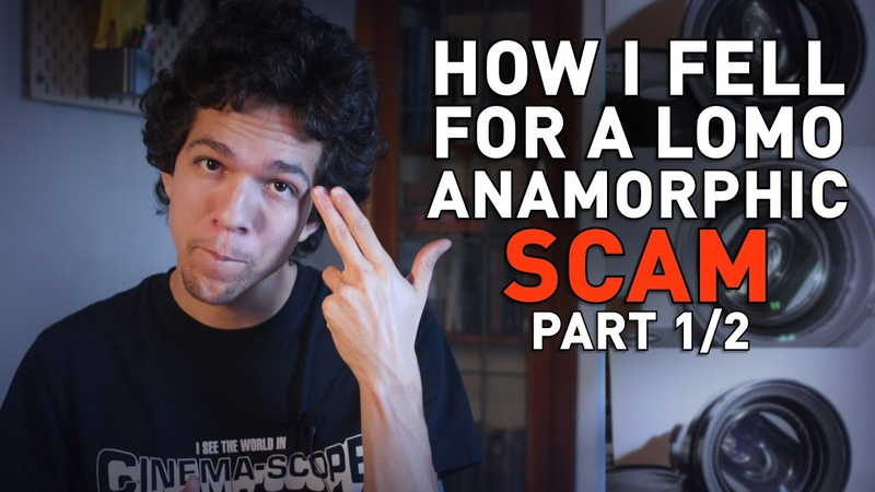 How I Fell For a LOMO Anamorphic Scam - Part 1/2