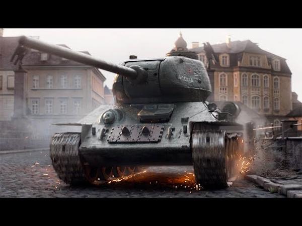 800万人が熱狂した胸アツ戦車アクション 映画『T 34 レジェンド・オブ・ウォー』予告編