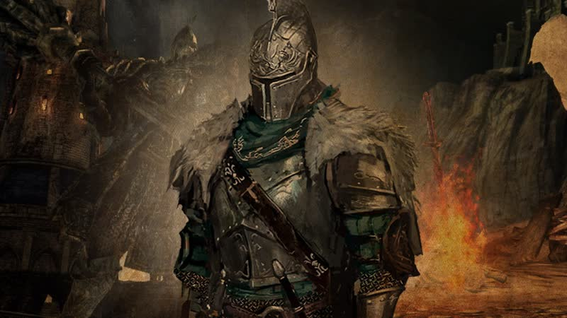 Dark Souls II Scholar of the first sin. Часть 27. Сэр Алон