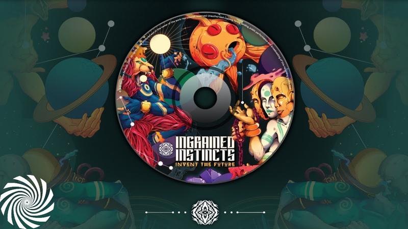 Ingrained Instincts - Invent The Future [Album Mix - Sangoma Records]