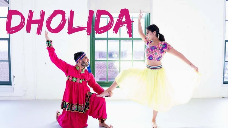 Dholida Dance LOVEYATRI Garba Bollywood Choreography Shereen Ladha