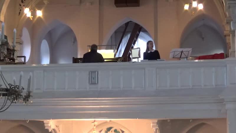 6 Камиль Сен Санс 1835 1921 Ave Maria