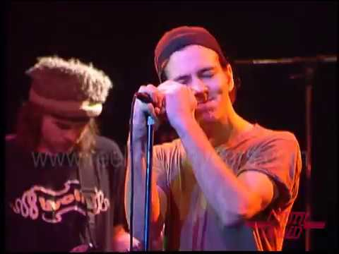 Pearl Jam Alive w false starts on Countdown 1992