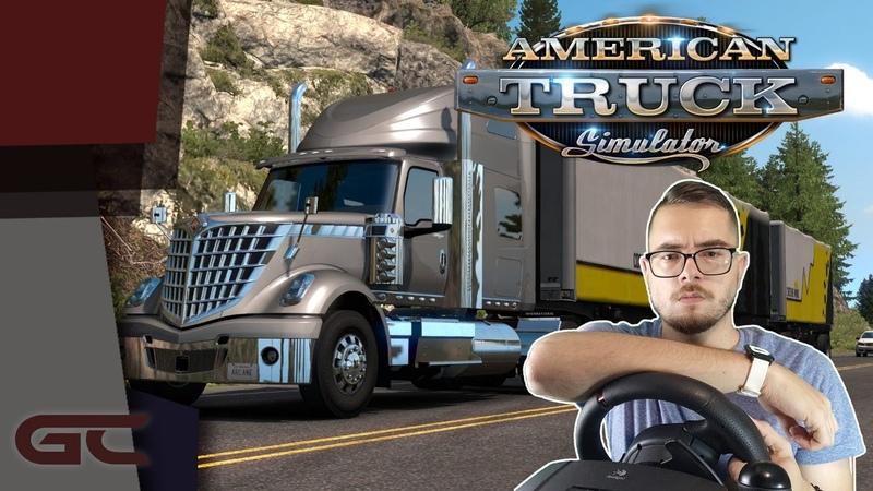 ПОКУПАЕМ ТЯГАЧ В АМЕРИКЕ ● American Truck Simulator (1.39.1.4s) ● 3