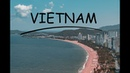 Vietnam. Deep blue sea, warm nights under the light of the city, restless waves play fun and noisy