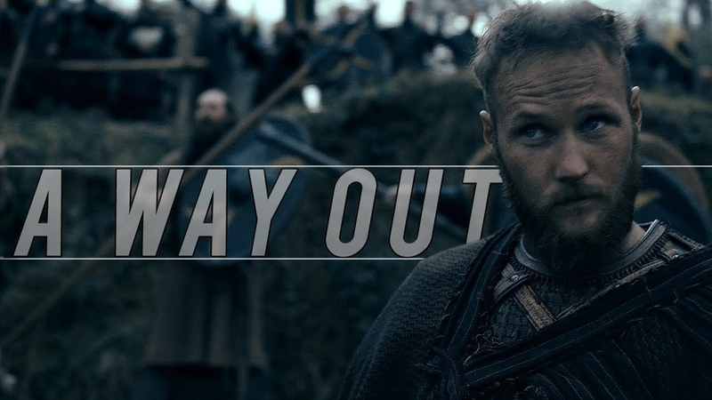 Vikings Ubbe Ragnarsson II A Way Out