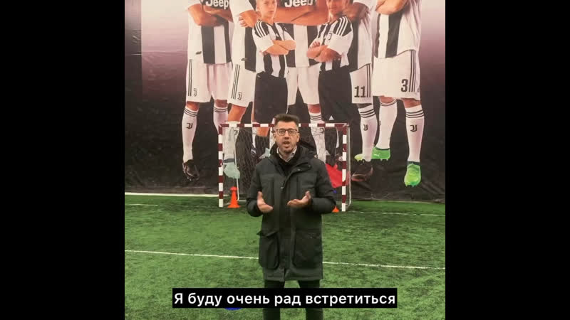 MARCO ISNARDI IN MOSCOW