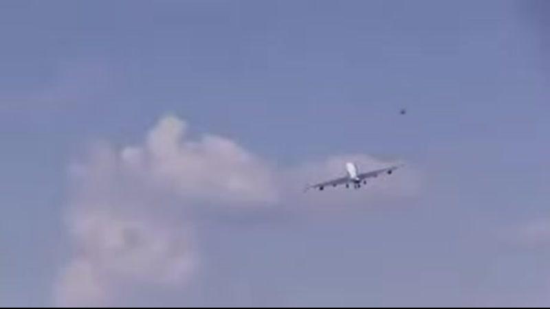 Истребитель перехватчик Боинг 747
