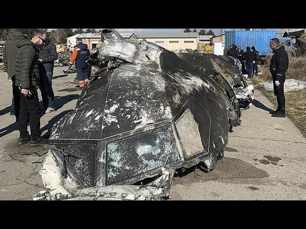 Первые аресты в Иране по делу о сбитом самолёте