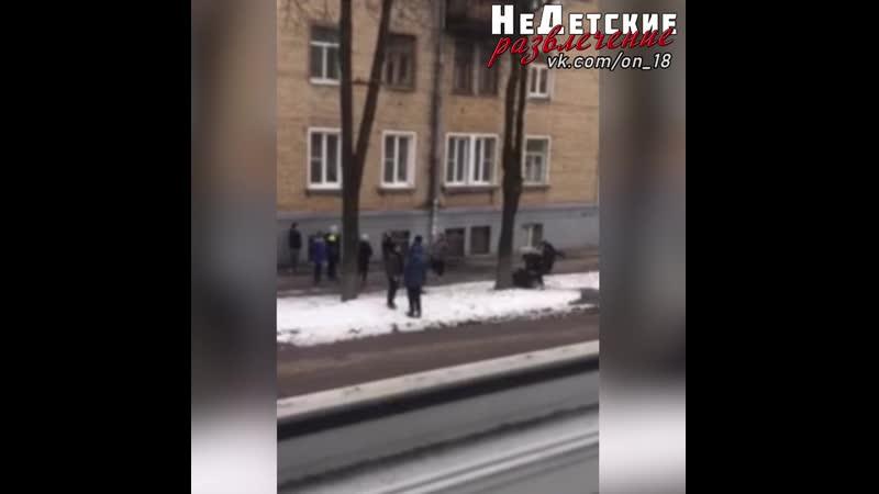 В Ярославле подростки избили отца вступившегося за свою дочь