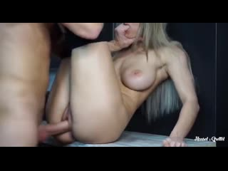 Хорошо трахнул спортивную девушку ( порно, минет, анал, 18+)