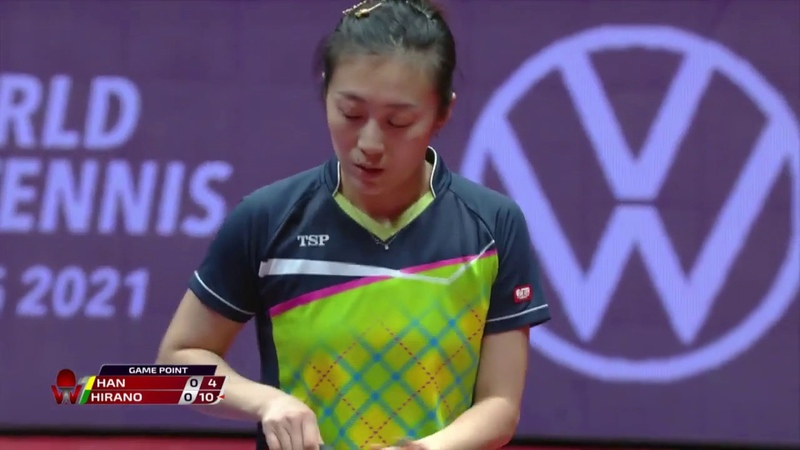 Han Ying vs Miu Hirano | 2020 ITTF Hungarian Open Highlights (14)