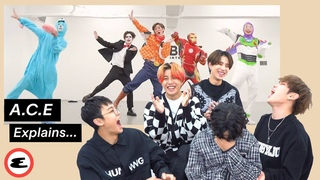 VIDEO   070421     @  Reacts to  on The Internet (에이스)   Explain This   Esquire