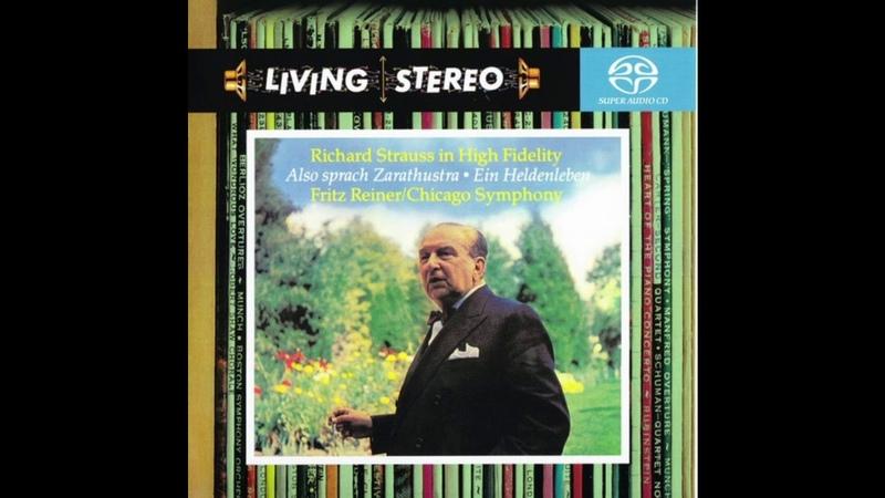 Richard Strauss in High Fidelity Ein Heldenleben Reiner CSO SACD 2010