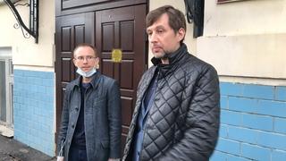 Арест Николая Платошкина. Басманный суд. Репортаж с места событий