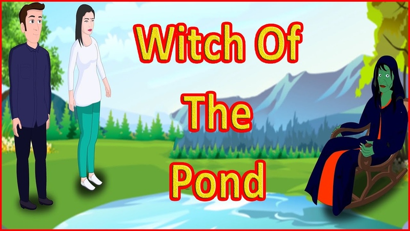 Witch Of The Pond | Moral Stories for Kids in English | English Cartoon | Maha Cartoon TV English