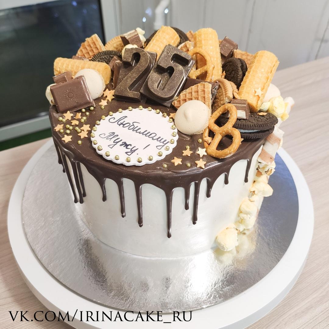 Торт для мужа (Арт. 563)