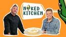 Простой и вкусный тарт с лимонно-апельсиновым курдом/Эктор готовит/NAKED KITCHEN