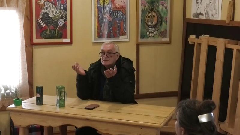 Владимир Николаевич Мегре бизнес в поселениях 24 октября 2020