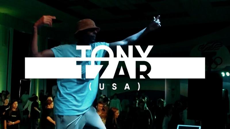 Tony Tzar Iman Omari First Time Whiteland Dance Camp 2019