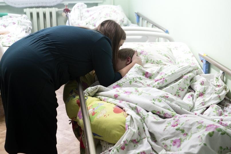 Светлана Кочурова: «Когда Лёня даёт мне руку, это делает мой день» (история волонтёра), изображение №10