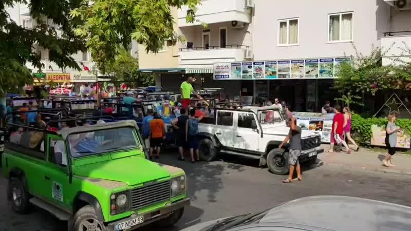 Jeep safari Tour Alanya
