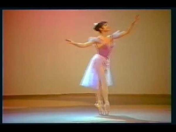 Мазурка, Екатерина Максимова (фильм балет 1972)