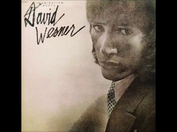 David Werner - Imagination quota (1975) (US, Glam Rock, Pop Rock)