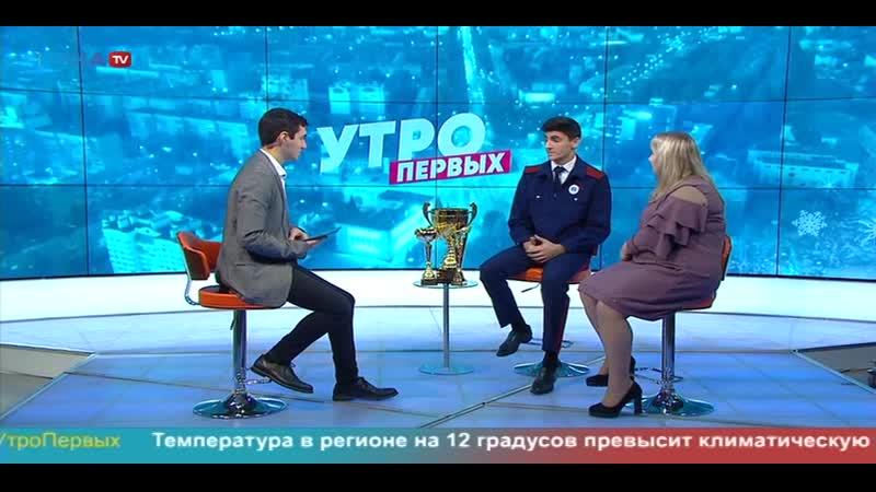 Надежда Гомалеева иМовлан Ахмедов. Кадетское движение ибольшие достижения