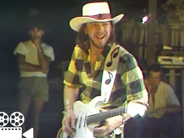 Stevie Ray Vaughan And Double Trouble Umbria Jazz Festival 1985
