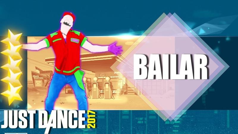 🌟 Just Dance 2017 Bailar Deorro Ft Elvis Crespo 5 stars hacked by Prosox Kuroi'SH 🌟