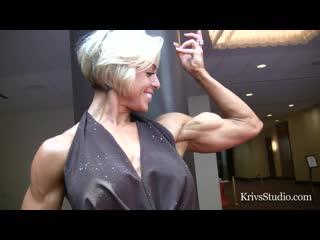 Muscle mom  biceps -