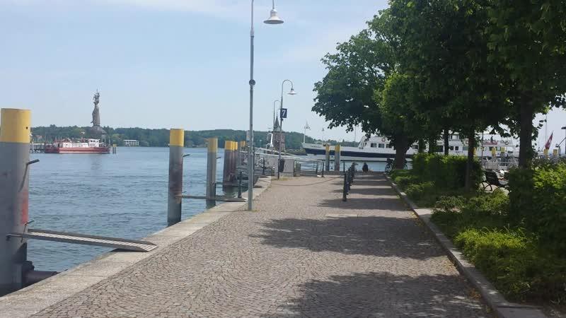 Konstanz Insel Mainau клип 5 15