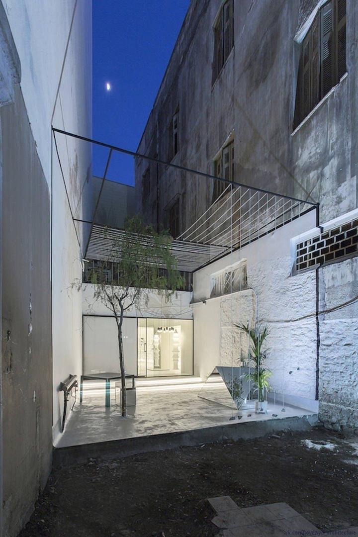 «C_29 / Optimist » by 314 Architecture Studio