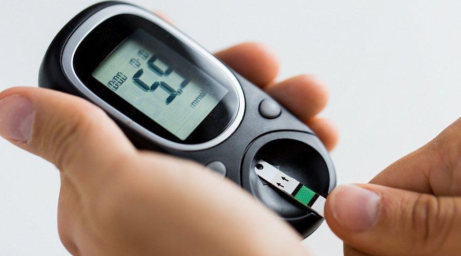 Тест-полоски для быстрой проверки уровня сахара у людей с диабетом