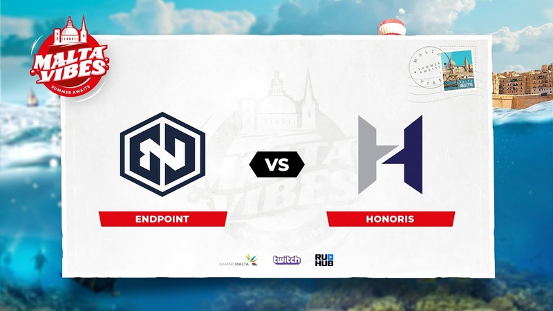 Endpoint vs HONORIS Malta Vibes bo1 de dust2 Mintgod