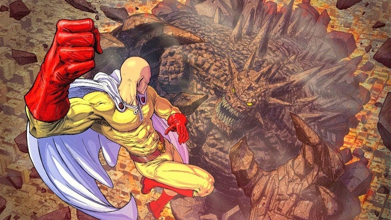 Топ 20 самых лучших битв и моментов из аниме Ванпанчмен