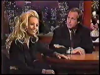The Chevy Chase Show - Pamela Anderson, Sam Elliott 1994
