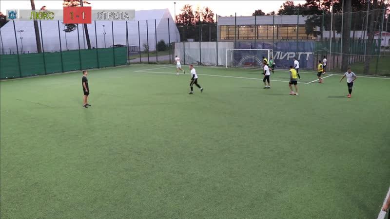 Видеообзор матча премьер лиги 6 тура ВФЛ Люкс Стрела