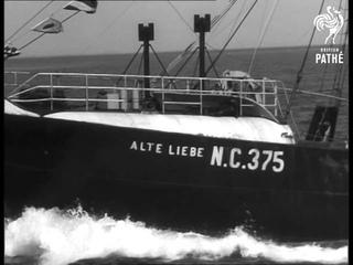 German High Sea Fishing Fleet (1950-1959)