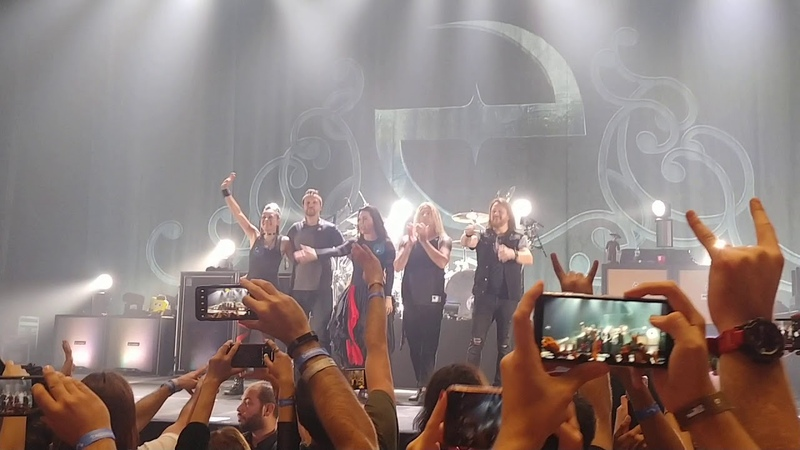 Evanescence VLOG from Istanbul concert Closure