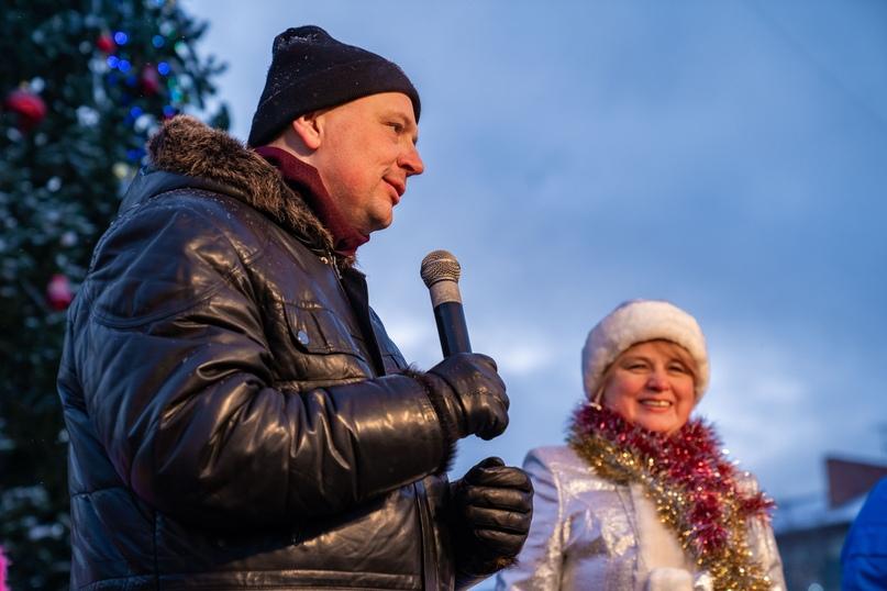 Новогодний наряд Ухты, изображение №13