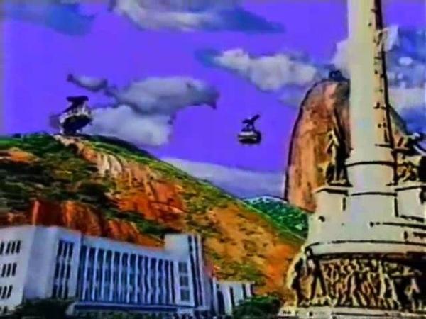 Заставка сериала Воздушные Замки Andando nas nuvens