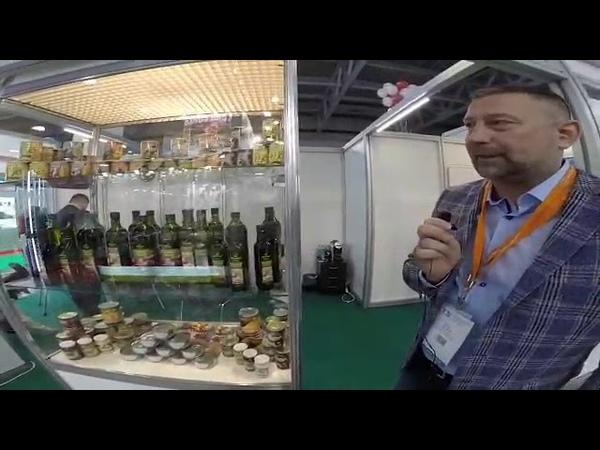Olivissimo - лучшие оливки, маслины и оливковое масло из Испании на World Food Moscow-2019