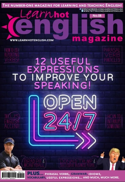 Learn Hot English - Issue 212  January 2020 UserUpload