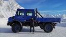 MEET THE LARGEST MERCEDES EVER *MODIFIED UNIMOG*