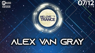 Alex Van Gray - We Love Trance CE 035 - Classic Stage (07-12-2019 - Poruszenie Club - Poznan)
